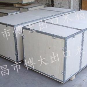 机械设备包装箱